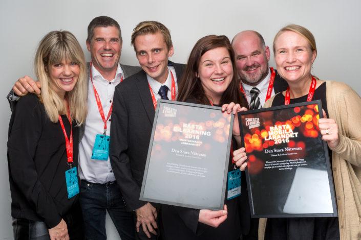 Bästa E-learning vinstdrivande företag: Den stora nätresan – Telenor & Lexicon Interactive